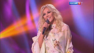 Таисия Повалий -  Твоих рук родные объятья (Live, Субботний вечер 2016)