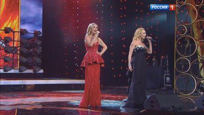 Кристина Орбакайте и Валерия - Любовь не продаётся (Live, Российская национальная музыкальная премия 2016)
