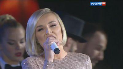 Полина Гагарина - Не пара (Live, Первая Российская национальная музыкальная премия 2015)