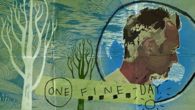 Sting - One Fine Day (Animation Video)