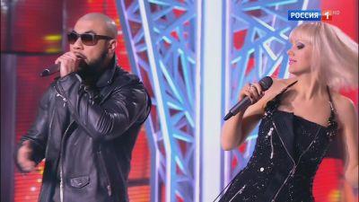 MC Doni feat. Натали -  А Ты Такой (Live, Субботний вечер 2017)
