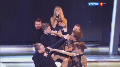 Вера Брежнева - Номер один (Live, Песня года 2017)