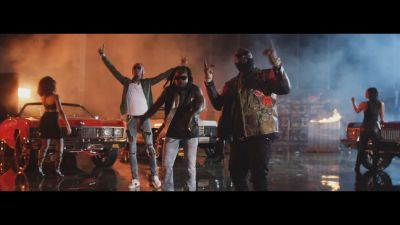 Rick Ross ft. Young Thug, Wale - Trap Trap Trap