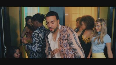 French Montana ft. A$AP Rocky - Said N Done