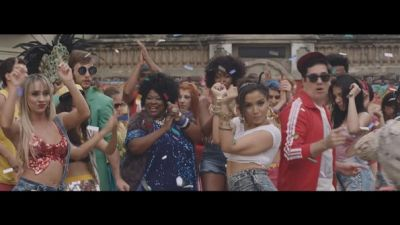 Jota Quest ft. Anitta, Nile Rodgers - Blecaute