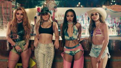 Little Mix ft. Machine Gun Kelly - No More Sad Songs
