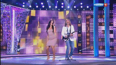 Игорь Николаев feat Нюша – Дельфин и Русалка (Live, Субботний вечер 2017)