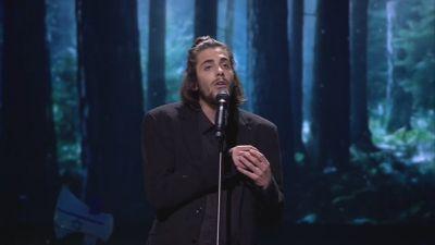 Salvador Sobral - Amar Pelos Dois (Победитель Евровидение 2017, Португалия)