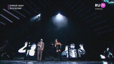 Мот feat. Ани Лорак - Сопрано (Live, Премия RU.TV 2017)
