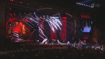 Ани Лорак - Женщина, которая поёт (Live, Международный музыкальный фестиваль Жара 2017)
