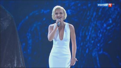 Полина Гагарина – Камень на сердце (Live, Новая волна-2017)