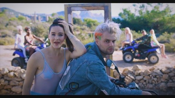 SOFI TUKKER feat. NERVO, The Knocks & Alisa Ueno - Best Friend
