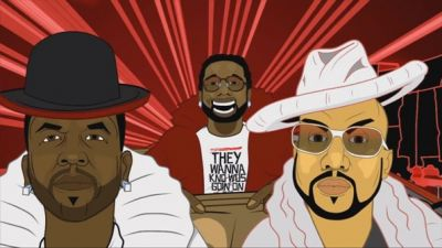 Big Boi ft. Gucci Mane, Pimp C - In the South