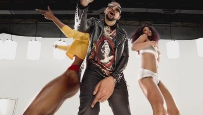 Sean Paul ft. Major Lazer - Tip Pon It