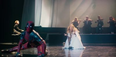 Celine Dion - Ashes (OST Deadpool 2)