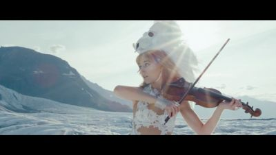 Lindsey Stirling - I Wonder As I Wander