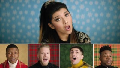 Pentatonix - What Christmas Means To Me