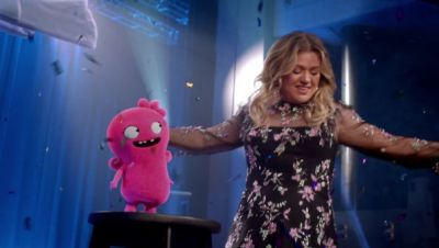Kelly Clarkson - Broken & Beautiful (OST UglyDolls)