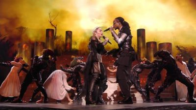 Madonna, Quavo - Future (Live at Eurovision Song Contest 2019)