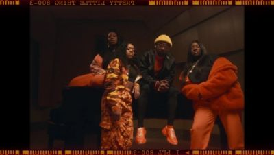 Will.I.Am ft. Lady Leshurr, Lioness & Ms. Banks - Pretty Little Thing