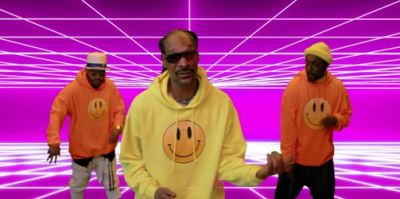 Black Eyed Peas Feat. Snoop Dogg - Be Nice