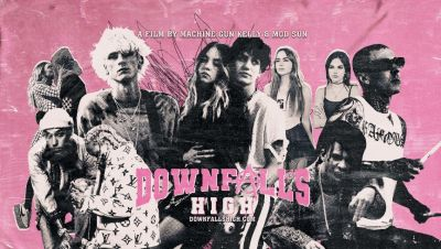 Machine Gun Kelly, Halsey, blackbear ft. Trippie Redd, iann dior - Downfalls High
