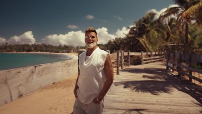 Carlos Vives, Ricky Martin - Cancion Bonita