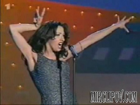 Dana International - Diva (Israel, live Eurovision 1998)