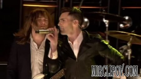 Maroon 5 - Makes Me Wonder (2007 MuchMusic Video Awards)