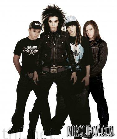 Tokio Hotel - Schrei, Spring Nicht, Ubers Ende der Welt (Live, Муз-Тв, 01.06.07)