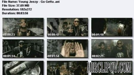 Young Jeezy Feat. R. Kelly - Go Getta