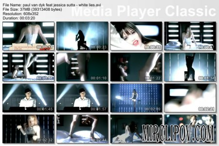 Paul Van Dyk feat Jessica Sutta - White lies